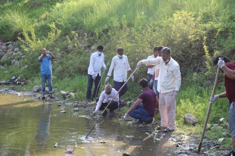 Sideswar Safai
